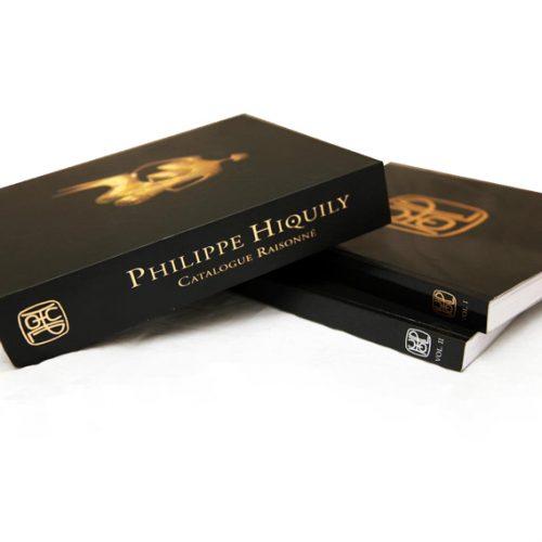 Philippe Hiquily Catalogue Raisonné, 2012