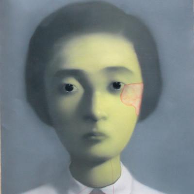 ZHANG XIAOGANG- FILLE