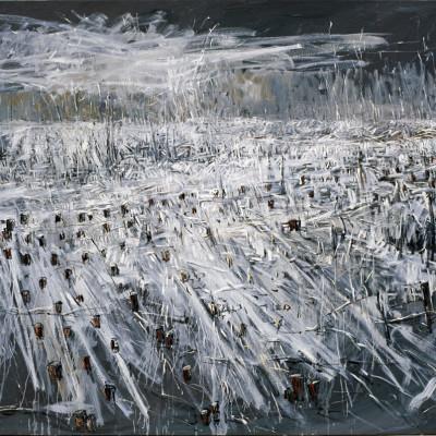 Landscape 1, 300X200cm, 2008