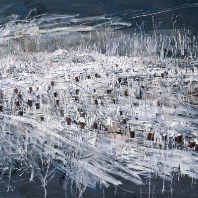 Landscape 3, 300 X 200cm, 2008