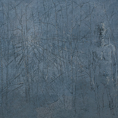 In the landscape 1, 2006, Oil on Canvas, 200x300cm