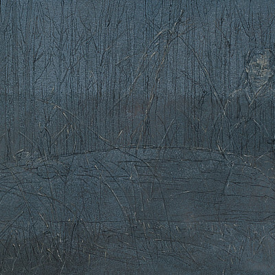 In the landscape 2, 2006, Oil on Canvas,200 x 300cm