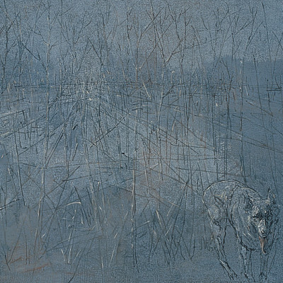 In the landscape 6, 2006, Oil on Canvas, 200x300cm