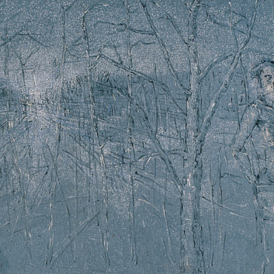 In the landscape, 2007, Oil on Canvas,180x300cm