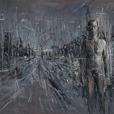 Journey,2007,Acrylic on Canvas,120x200cm