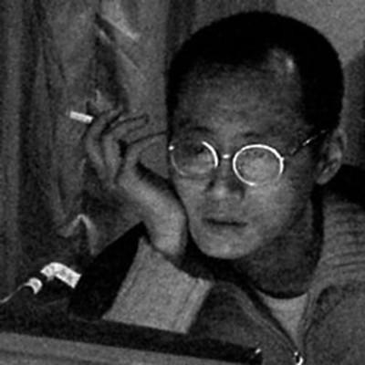 Qiu Zhijie portrait