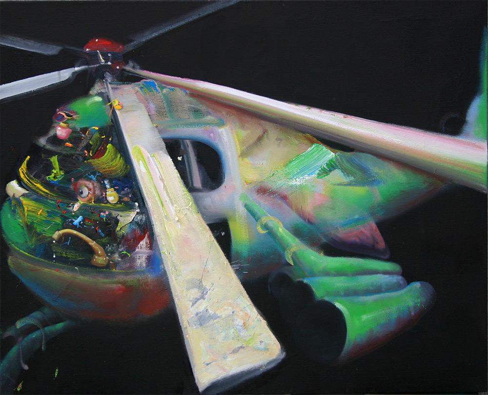 house-made-armee-#5,-2005,-81x100cm