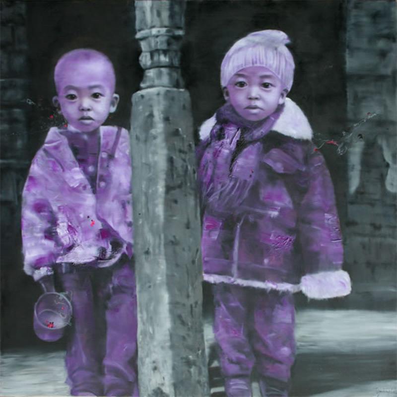 moi-et-mon-frère-mauve-2007-200x200cm
