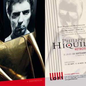 Rétrospective - Philippe Hiquily 2014