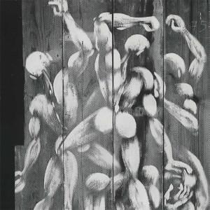 « COMBATS » – JÉRÔME MESNAGER – 8 MARS AU 22 AVRIL 1990