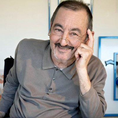Portrait - Claude Gilli