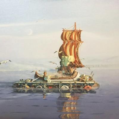 LiChaoxiong_SeaRoad