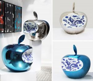 Apple's china - 80 cm - Lilihong