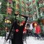 L'ÉPICURIENNE à l'hôtel Plaza Athénée