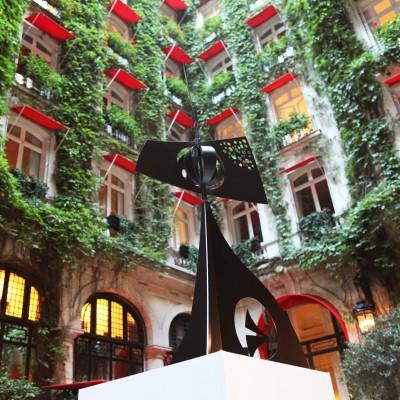 GIROUETTES MARBELLA – SHANGHAI 1M au Plaza Athénée