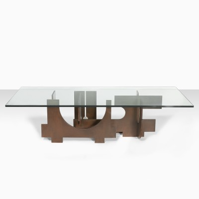 TABLE BASSE – CITÉ AVENIR