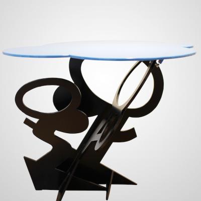 TABLE – Paysage dans un nuage