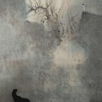 九幽之地-2015-99x69cm-2