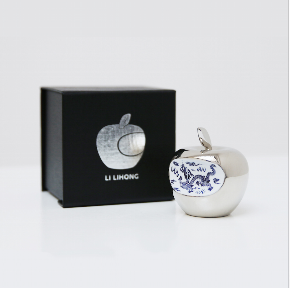 MINI APPLE CHINA - ARGENT
