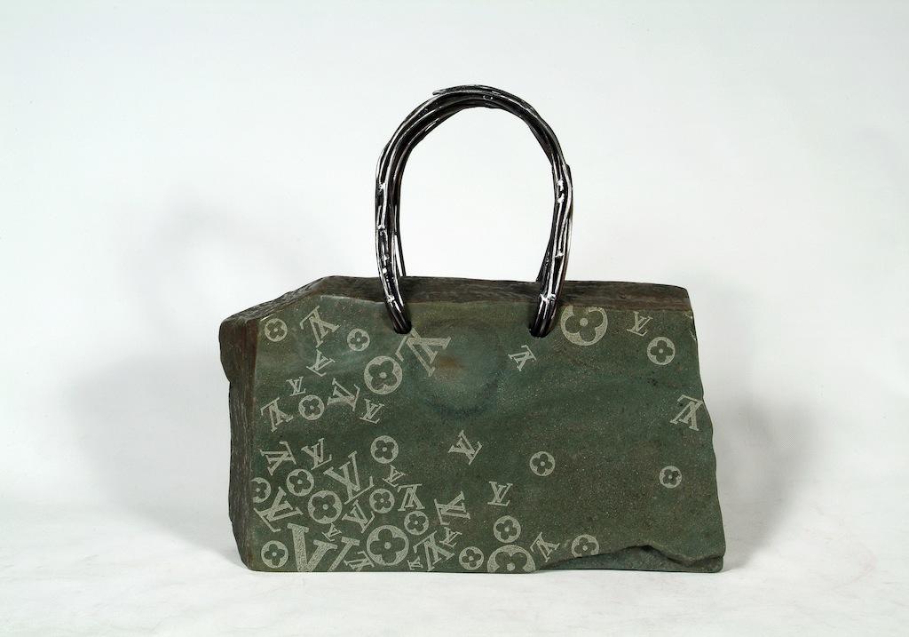 Green Duffel Vuitton