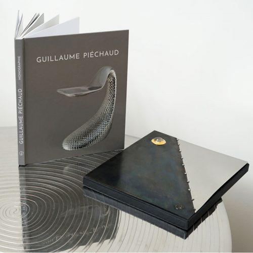 Tirage de tête Monographie Guillaume Piéchaud