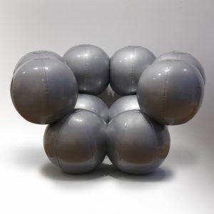 Fauteuil Moléculaire Silver Bernard QUENTIN
