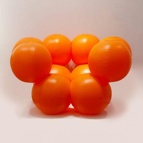 FAUTEUIL MOLÉCUL'AIR Orange