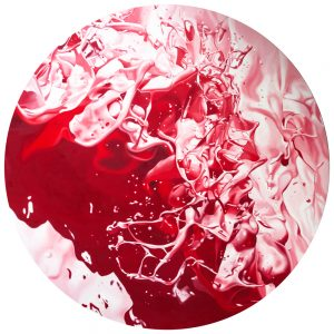 Rose-calyx-Vertige-(Vortex-29)_2020_huile-sur-toile_200cm-Site-GalerieLoft