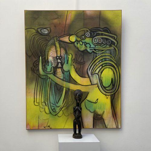 Roberto Matta - Naissance d'une Oeuvre