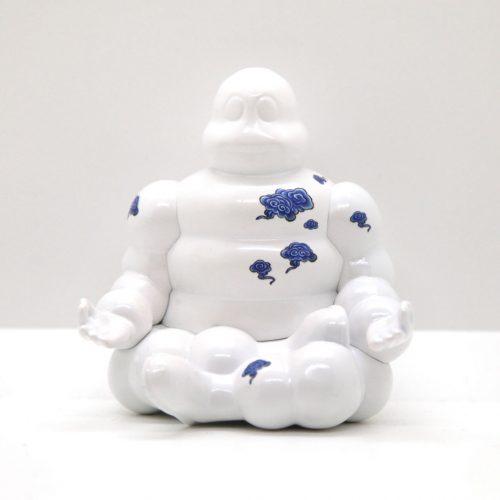 Mini Michelin China – White