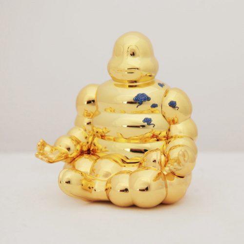 Mini Michelin China Gold